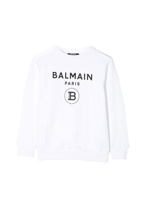 Felpa Balmain BALMAIN | Felpa | BAL23BIANCO