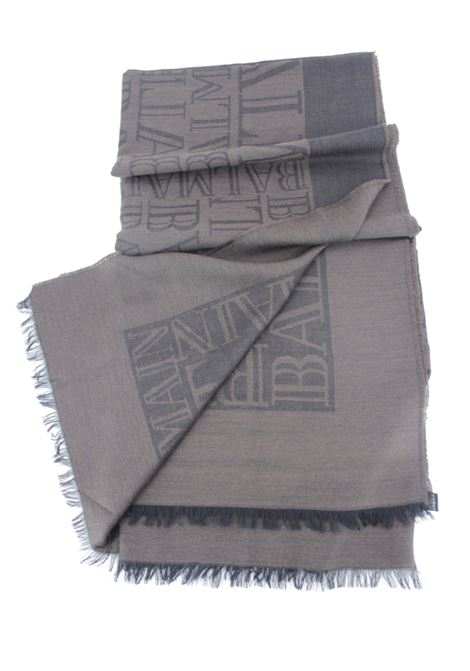 BALMAIN | foulard | BALM001TESTA DI MORO