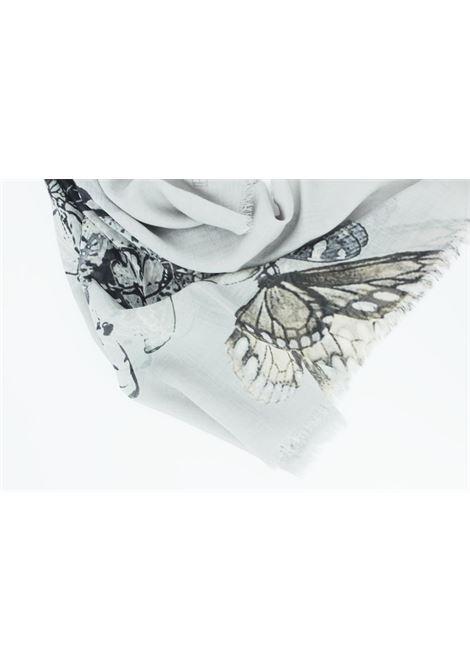 BALMAIN | foulard | BALM008GRIGIA