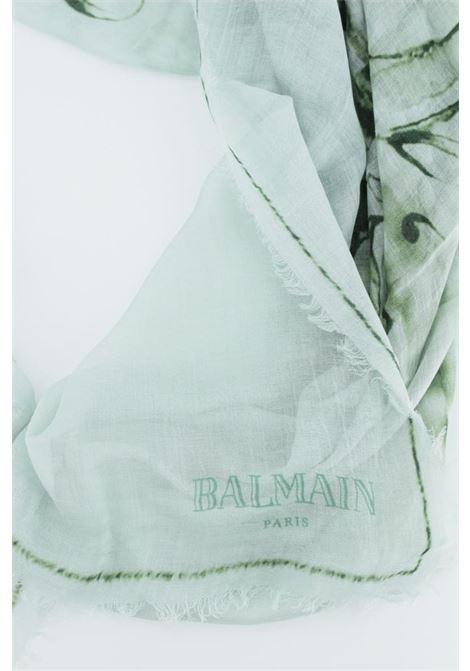 BALMAIN | foulard | BALM008VERDE
