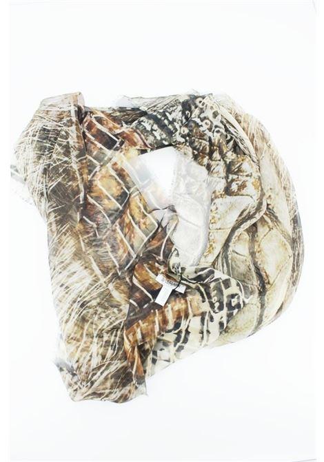 BALMAIN | foulard | BALM010MARRONE