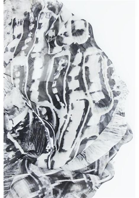 BALMAIN | foulard | BALM011GRIGIA