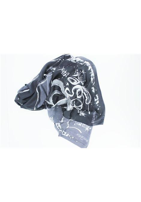BALMAIN | foulard | BALM012NERA