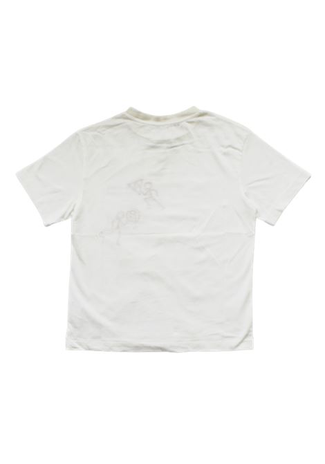 BERNA | T-shirt | BRNF0002TSBIANCO