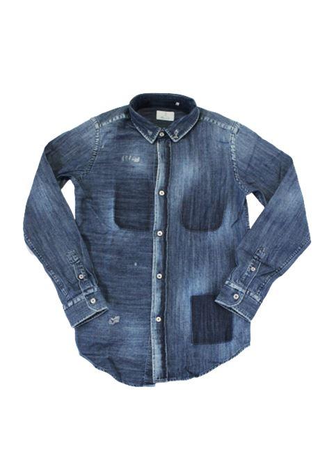 BERNA | shirt | BRNF0025CAJEANS