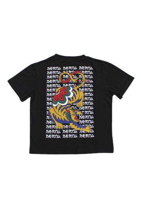 BERNA | T-shirt | BRNF0102TSNERO