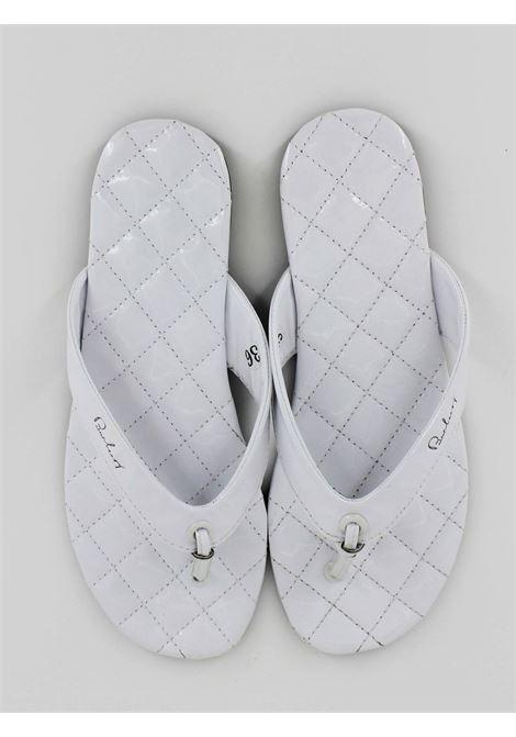 BURBERRY | foot flip flops | B19095BIANCA