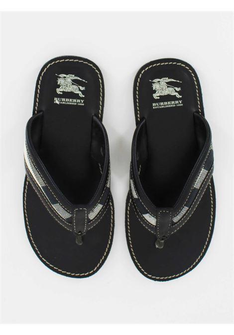 BURBERRY   foot flip flops   B29052NERA