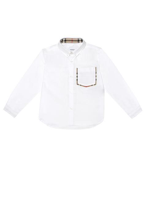 BURBERRY | shirt | BUR265BIANCO