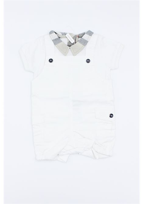 BURBERRY | short suit  | TUT0198BIANCO