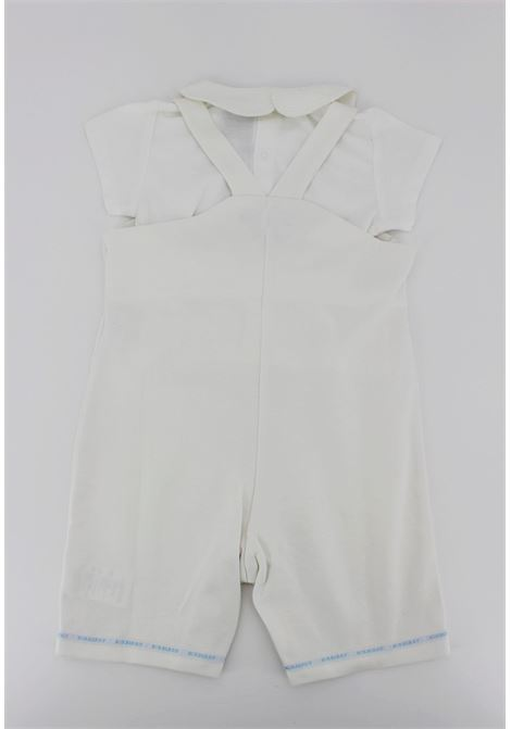 BURBERRY | short suit  | TUT0199BIANCO