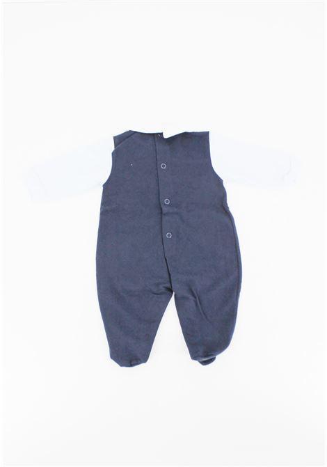 Tutina Byblos manica lunga neonato BYBLOS | Tutina | TUT0046BLU/CELESTE