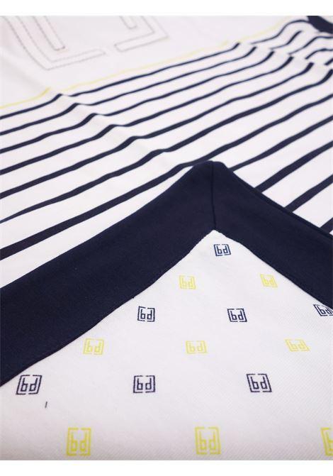 CARLO PIGNATELLI | blanket | COP0011BIANCO-BLU