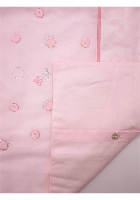 CARLO PIGNATELLI | padded blanket | COP0018ROSA