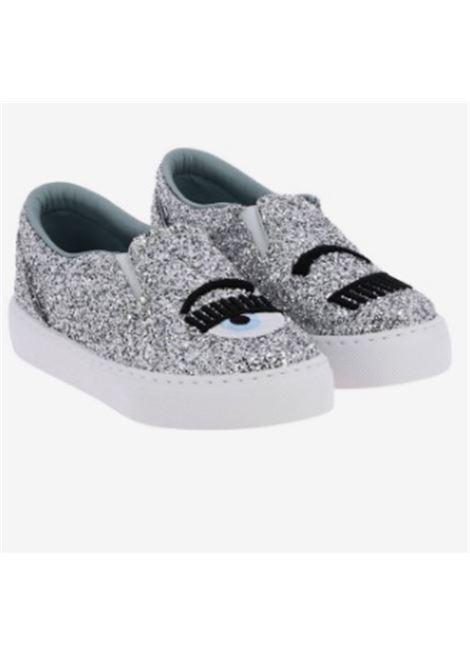 CHIARA FERRAGNI | Sneakers | CFB002ARGENTO