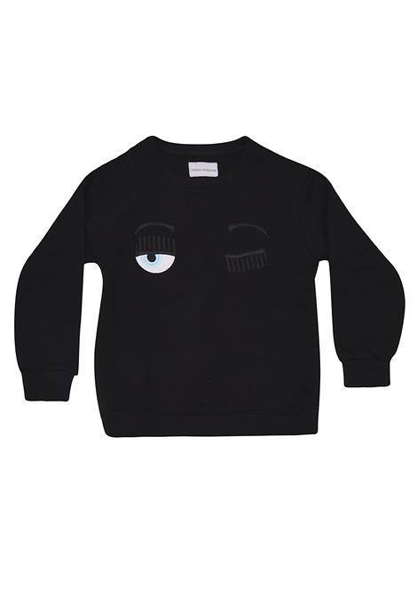 CHIARA FERRAGNI | sweatshirt | FER01BIANCO