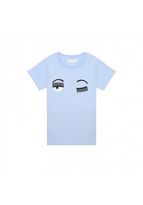 T-shirt Chiara Ferragni CHIARA FERRAGNI | T-shirt | FER05CELESTE