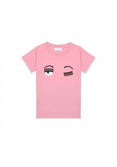 CHIARA FERRAGNI | T-shirt | FER05ROSA