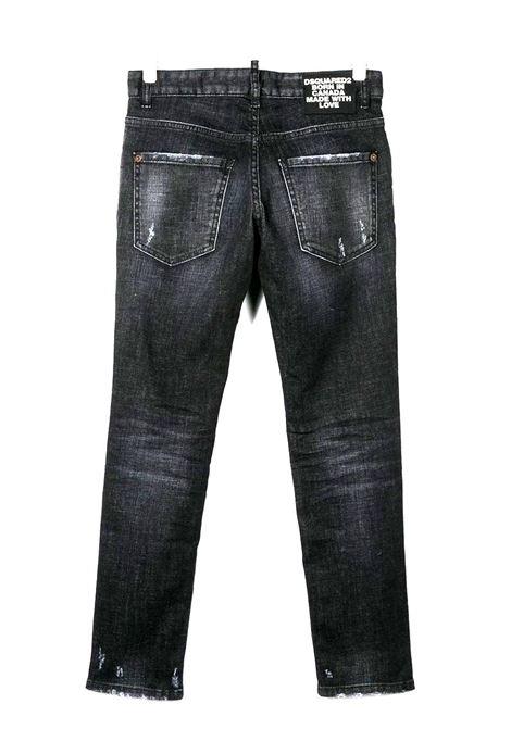 DSQUARED2 | jeans  | DSQ182NERO