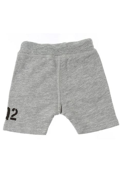 DSQUARED2 | Bermuda pants  | DSQ239GRIGIO MELANGE
