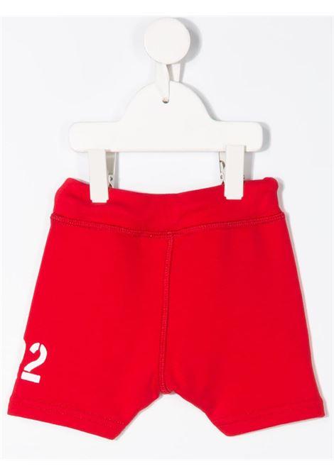 DSQUARED2 | Bermuda pants  | DSQ239ROSSO