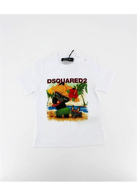 DSQUARED2 | T-shirt | DSQ262BIANCO
