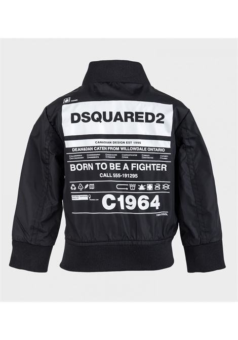 DSQUARED2 | jacket | DSQ275NERO