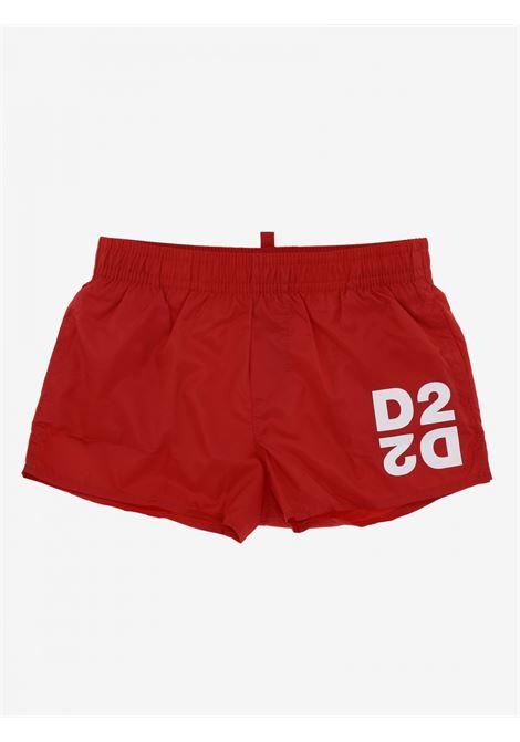 DSQUARED2 | swimsuit | DSQ282ROSSO