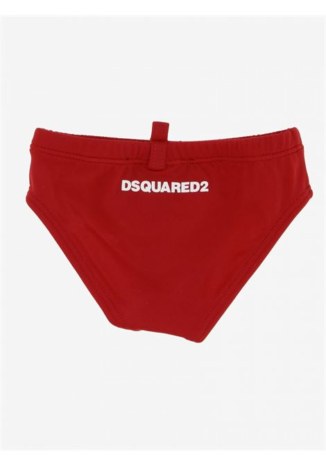 DSQUARED2 | swimsuit | DSQ284ROSSO