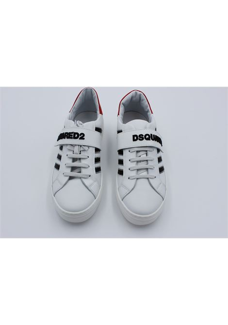 Sneakers Dsquared2 DSQUARED2   Sneakers   63534BIANCA-NERA