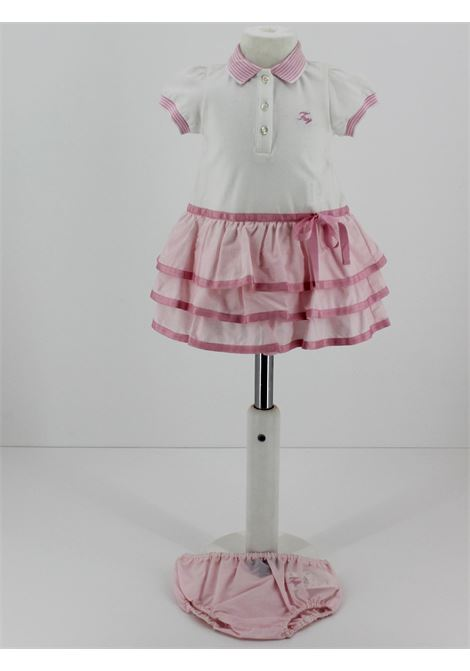 FAY | Dress | FAY51BIANCO ROSA