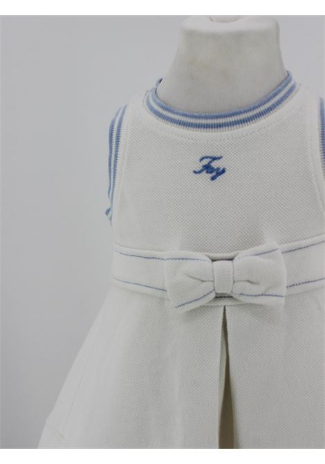 FAY | Dress | FAY54BIANCO CIELO
