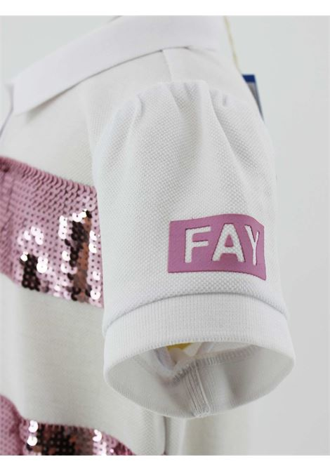 FAY | Dress | FAY57BIANCO ROSA