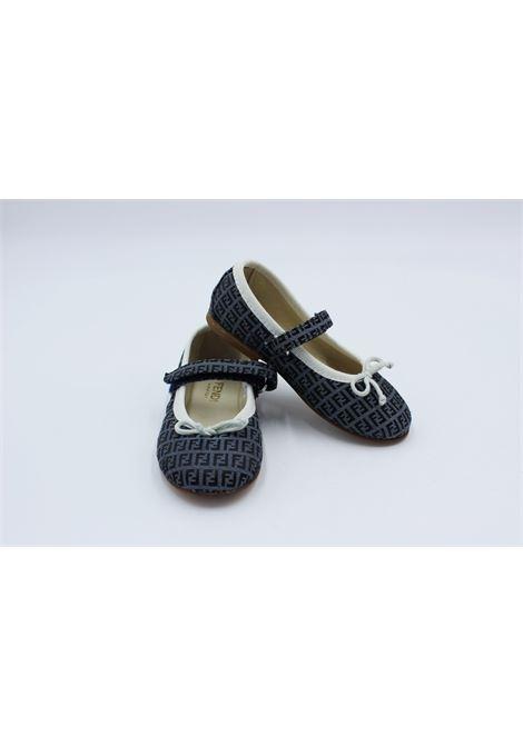 FENDI | Shoe dancer | 20107BLU