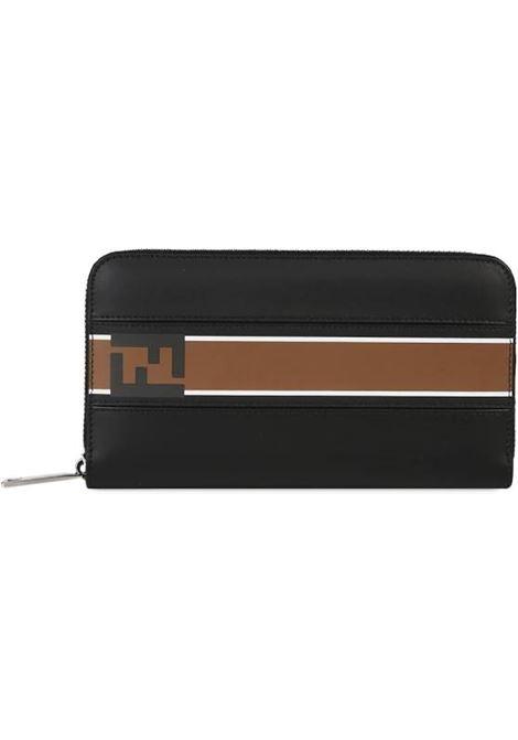 Portafoglio Fendi Unisex FENDI | Portafogli | A1R2NERA