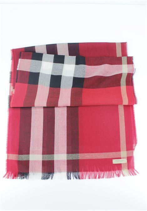 BURBERRY | foulard | BURB001ROSSA