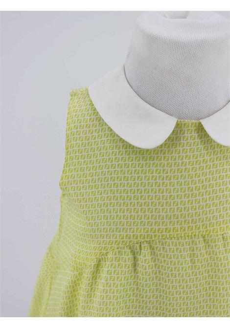 FENDI | Dress | FEN17GIALLO
