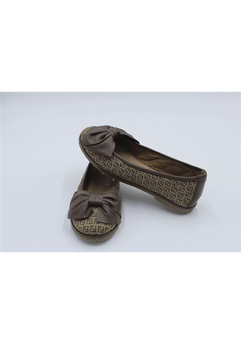FENDI | Shoe dancer | Z4A416MARRONE