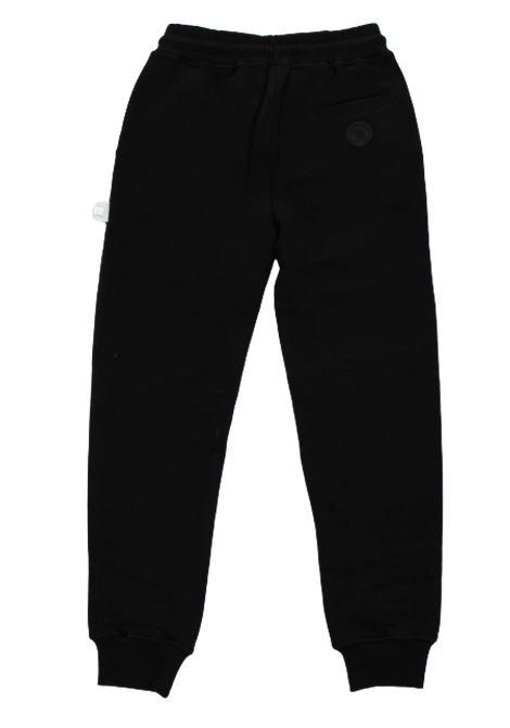 GCDS   trousers   020417NERO
