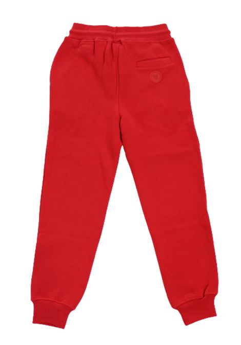 GCDS   trousers   020417ROSSO