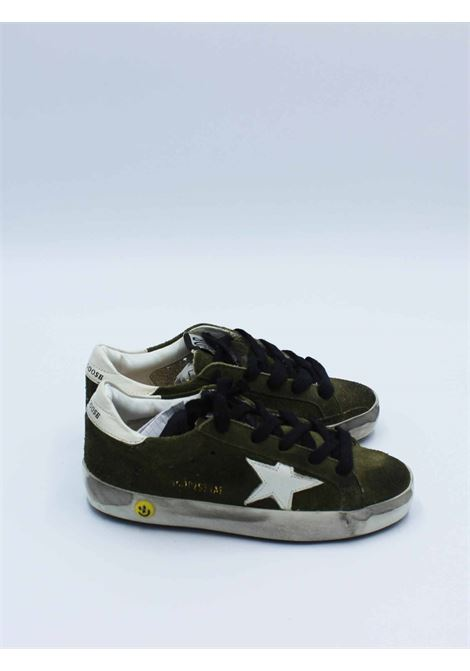 GOLDEN GOOSE | Sneakers | G24H301.M8VERDE