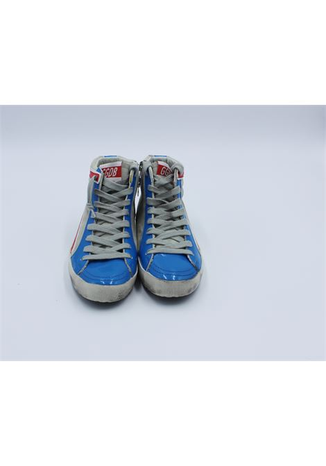 GOLDEN GOOSE | Sneakers | G29KS308.B8BLUETTE-ROSSO