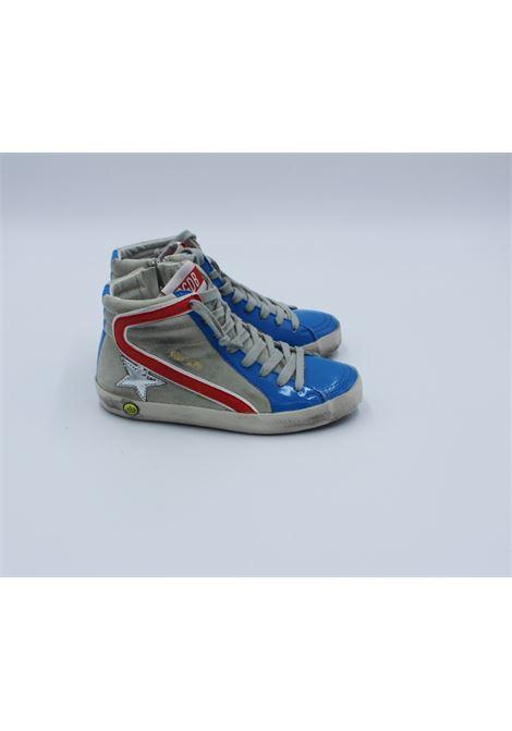 Sneakers  Golden Goose GOLDEN GOOSE | Sneakers | G29KS308.B8BLUETTE-ROSSO