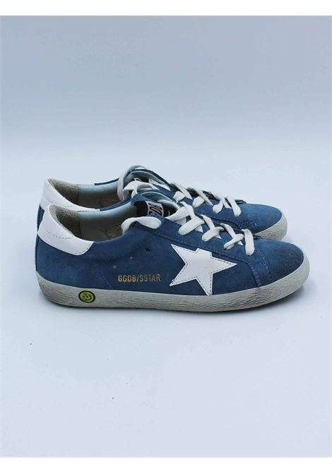 GOLDEN GOOSE | Sneakers | G31KS301.Z2CELESTE