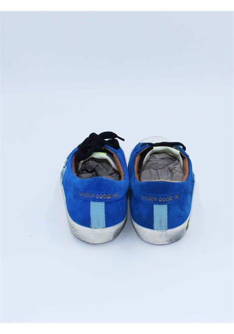 GOLDEN GOOSE | Sneakers | G32KS301.A41BLU