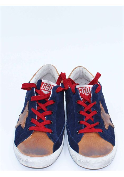 GOLDEN GOOSE | Sneakers | G33KS301BLU