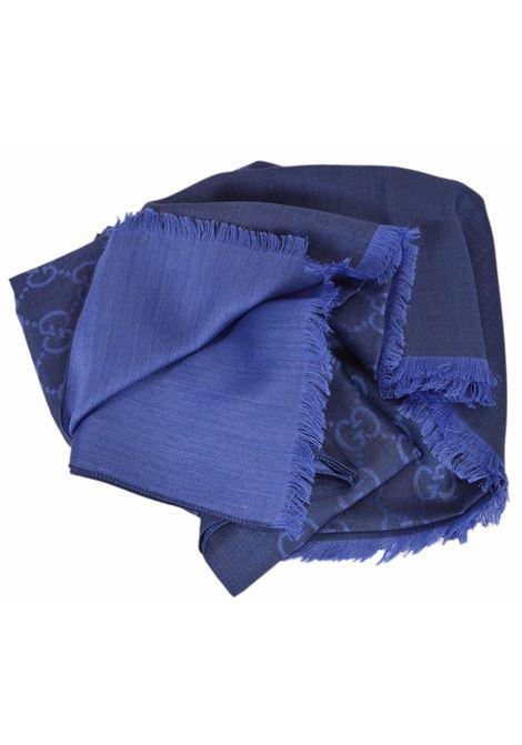 GUCCI | foulard | 1659033G646BLUETTE
