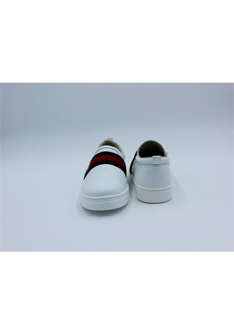 Slip on Gucci Junior GUCCI | Slip on | 410388BIANCA