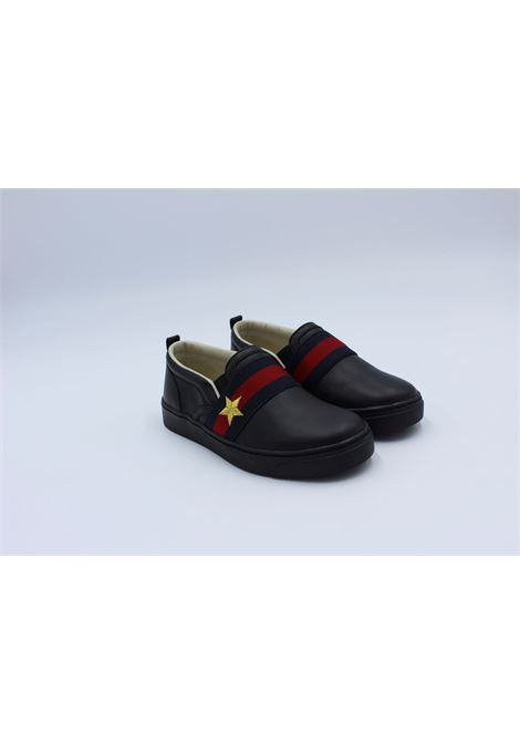 Slip on Gucci Junior GUCCI | Slip on | 410388BLU