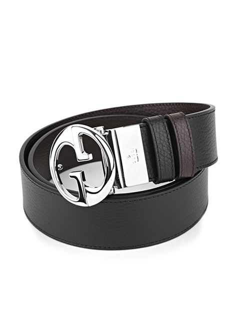 GUCCI | belt | 449715DOUBLE NERA-MARRONE